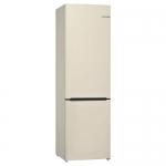 Холодильник Bosch KGV39XK21R, Бежевый