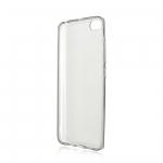 Чехол для телефона Xiaomi Mi5 Белый (Прозрачный)