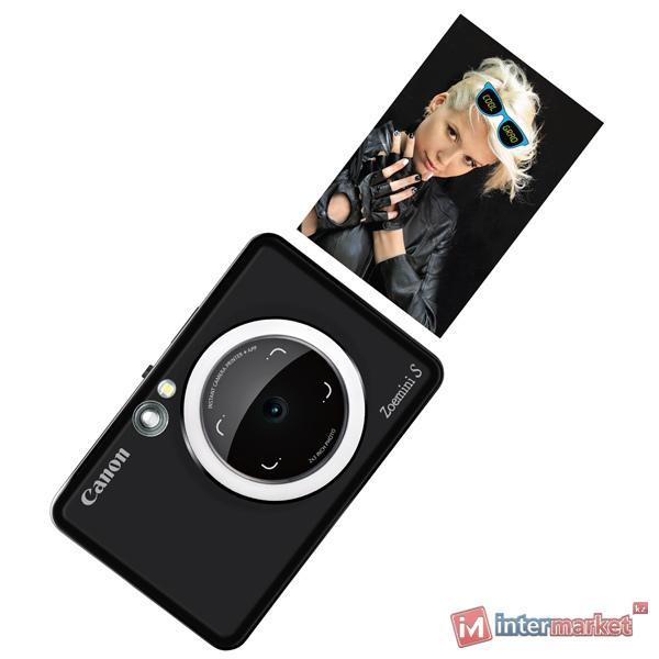 Фотоаппарат моментальной печати CANON Zoemini S (ZV-123-MBK) MATTE BLACK