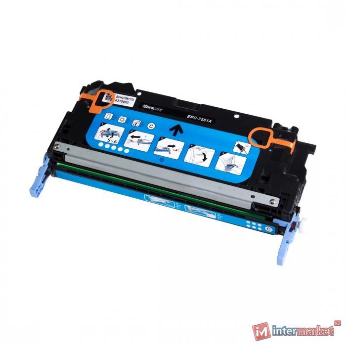 Картридж Europrint EPC-7581A Синий