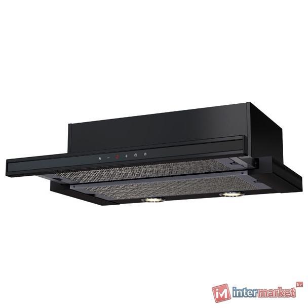 Встраиваемая вытяжка Kronasteel Kamilla Sensor 2M 600 black/black glass
