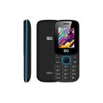 Мобильный телефон BQ-1848 Step+ black+blue /