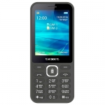 Мобильный телефон Texet TM-D327, черный