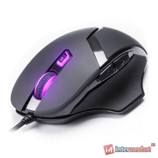 Мышь Delux GT GTM-515OUB, (Чёрный)