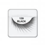 """Ресницы подиумные """"GLAMOUR"""", модель №139, чёрные."""