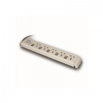 Cетевой фильтр Huntkey PZC504 3М,  White