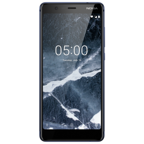 Смартфон Nokia 5.1 16GB Black