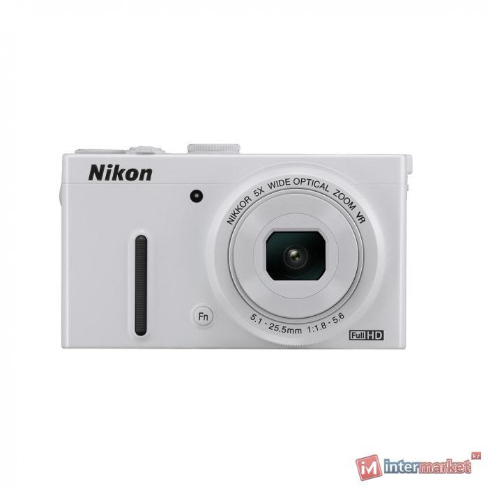 Фотоаппарат Nikon Coolpix P330, White