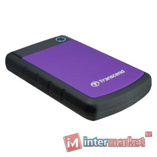 Внешний жесткий диск Transcend, StoreJet 25H3 1TB